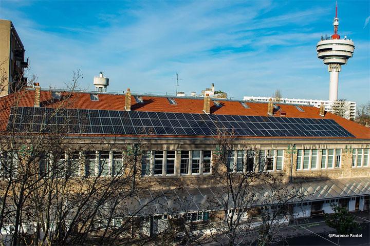 École Waldeck-Rousseau, Les Lilas