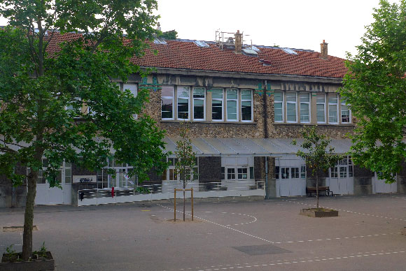 Ecole Waldeck Rousseau Les Lilas