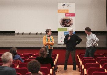 "Film ""Après-demain"", Le Trianon"