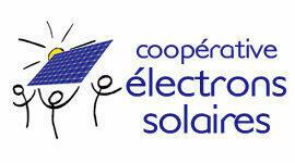 Logo Électrons solaires
